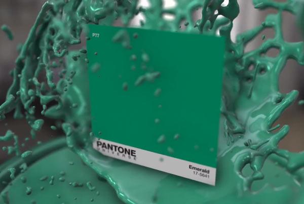 Pantone Universe™ Endcap Video